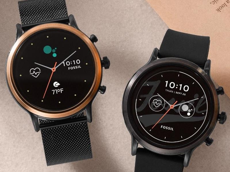 Fossil Gen 5: los mas recientes smartwatches con Wear OS además poseen NFC, bafle y Snapdragon Wear 3100