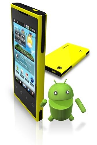 ViewPhone 4s y 5e, los nuevos teléfonos ICS de ViewSonic