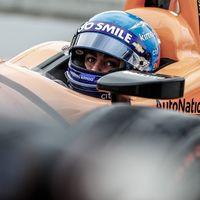 Fernando Alonso ya puede entrar en los Estados Unidos pero las 500 millas de Indianápolis siguen muy en duda