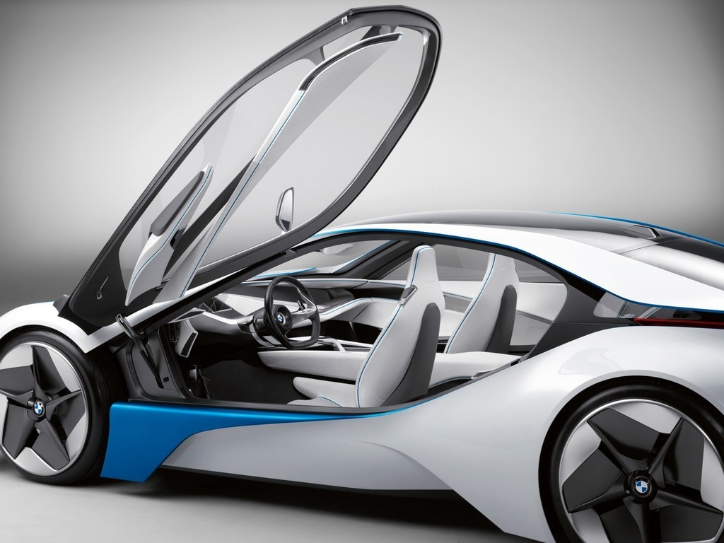 Foto de BMW Vision EfficientDynamics 2009 (46/92)
