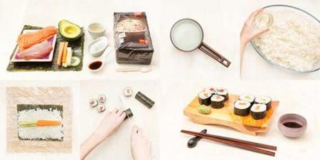 Enganchados a la cocina japonesa…  ¡Viva el sushi!