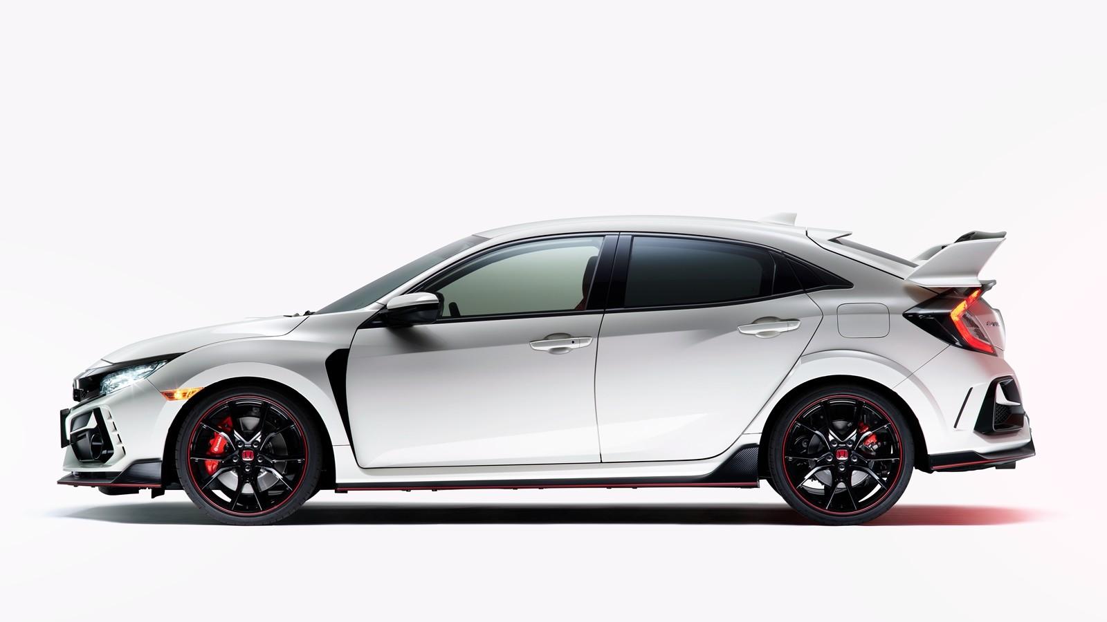 Foto de Honda Civic Type R 2020 (1/7)