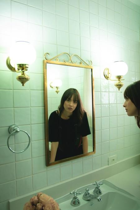 Bathroom Facial Expression Faucet 2043599