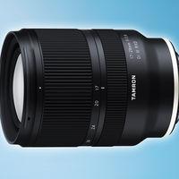 "Tamron 17-28mm F/2.8 Di III RXD, segunda óptica zoom ""luminosa, compacta y ligera"" para las Sony sin espejo full frame"