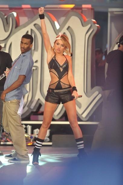 Foto de MuchMusic Video Awards 2010: ¿la originalidad de Whitney Port o la provocación de Miley Cyrus? (15/21)