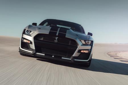 ¡Descomunal! Así brama el Mustang Shelby GT500 con su nuevo escape variable