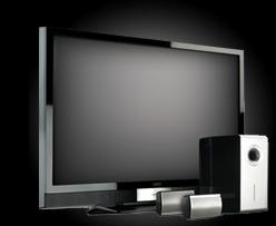 Televisor de 50 pulgadas con sonido envolvente integrado, de Vizio [CES 2008]