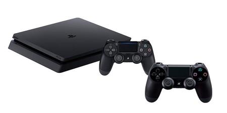 La PS4 Slim de 1 TB, con 2 DualShock 4, en PcComponentes esta semana está rebajada a 339 euros