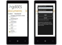 Google Docs disponible en Windows Phone 7
