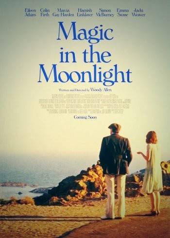 'Magic in the Moonlight', cartel de lo nuevo de Woody Allen