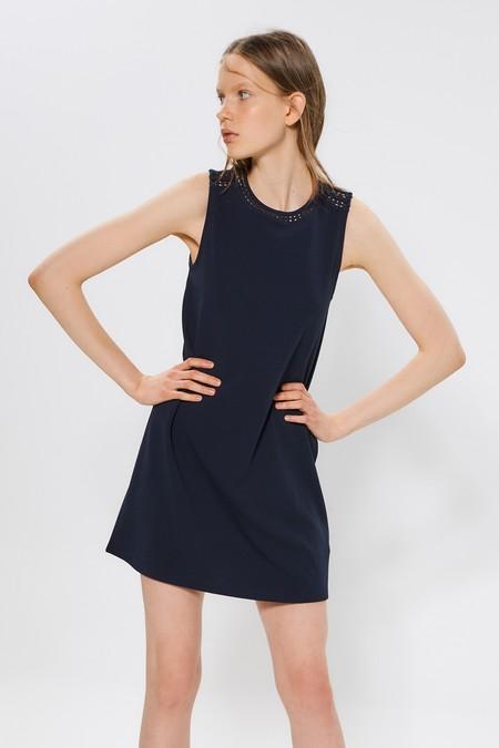 Rebajas Ss 2020 Sfera Vestidos Mini Azul 01