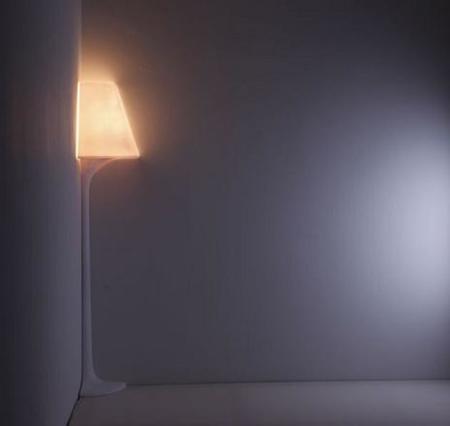 Stand 1/4, una lámpara para las esquinas