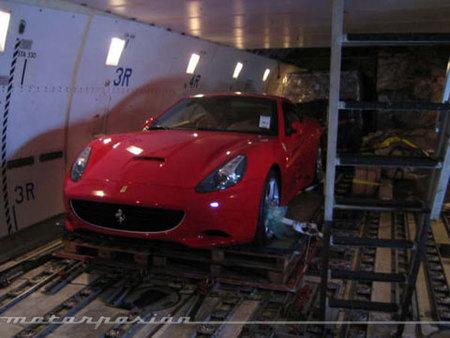 El primer Ferrari California ya tiene dueño