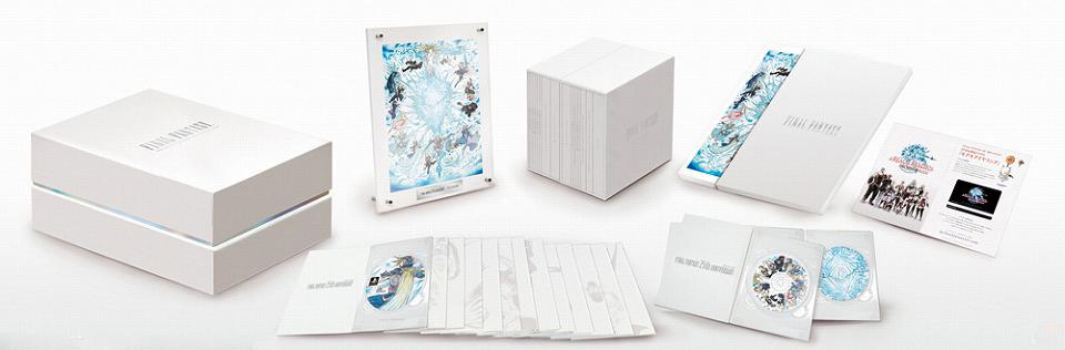Foto de 'Final Fantasy 25th Anniversary Ultimate Box' (7/8)