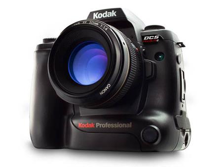 Kodak se plantea lanzar una réflex digital