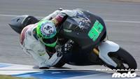 Todos los pilotos de la parrilla de Moto2 en imágenes de los test de Jerez