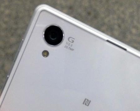 Sony Honami en color blanco nos confirma detalles sobre su cámara