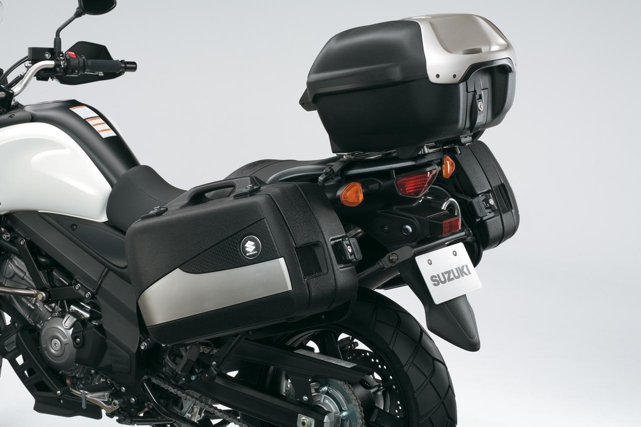 Foto de Suzuki V-Strom 650 2012, fotos de ambiente y accesorios (19/32)
