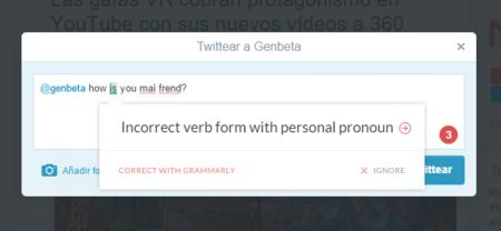 Corrige tu ortografía y gramática en inglés con la extensión de Grammarly para Chrome