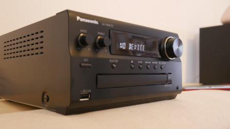 Panasonic PMX70, análisis: una buena microcadena para quien busca versatilidad