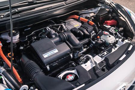 Honda Jazz eHEV motor