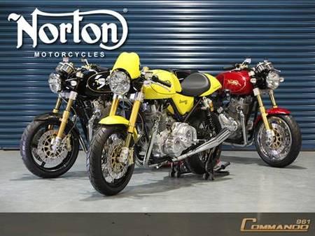 Norton Comando 961