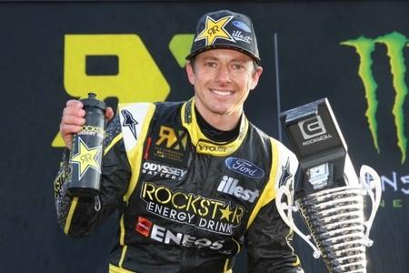 Tanner Foust domina con mano de hierro la primera prueba del Europeo de RallyCross