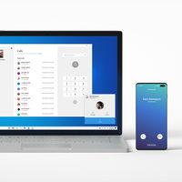 Windows 10 se prepara para que puedas contestar las llamadas recibidas en Android desde el PC