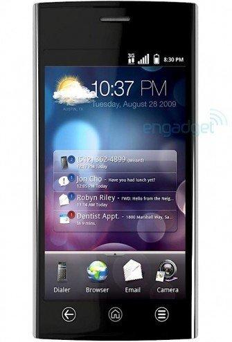 Dell Thunder, otro Android que se deja ver en vídeo