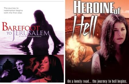 Barefoot in Jerusalem y Heroine Of Hell