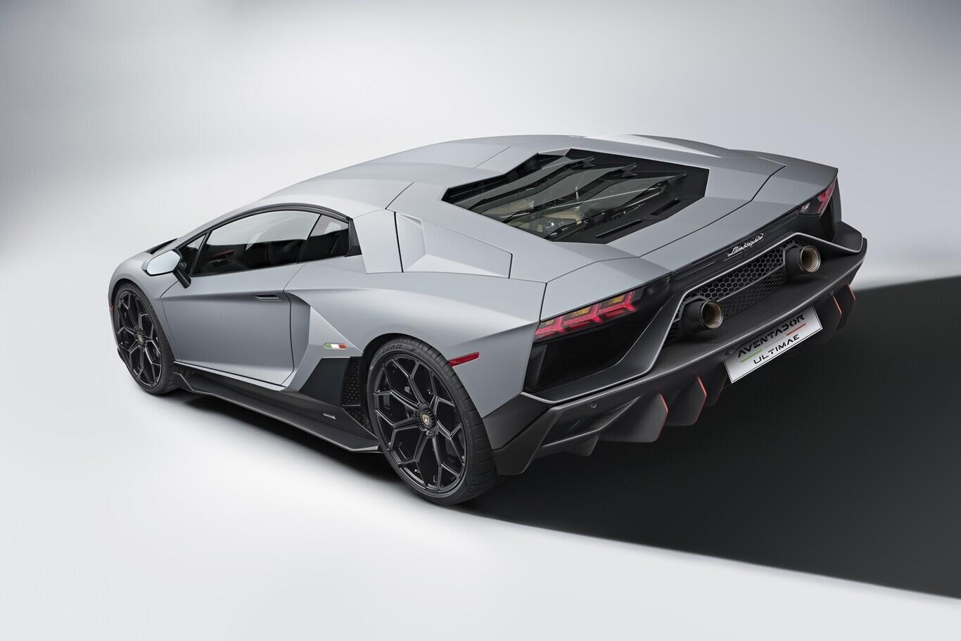 Foto de Lamborghini Aventador LP780-4 Ultimae (14/18)