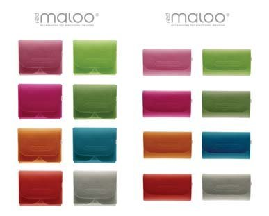 redmaloo presenta nuevas fundas para portátil e iPod