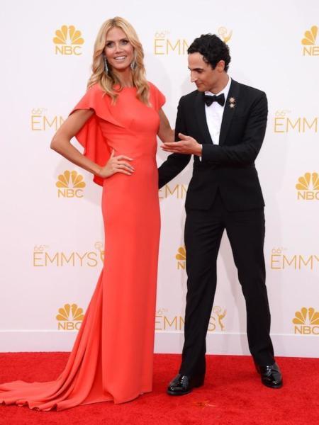 El color rojo, el otro protagonista de los #Emmys2014