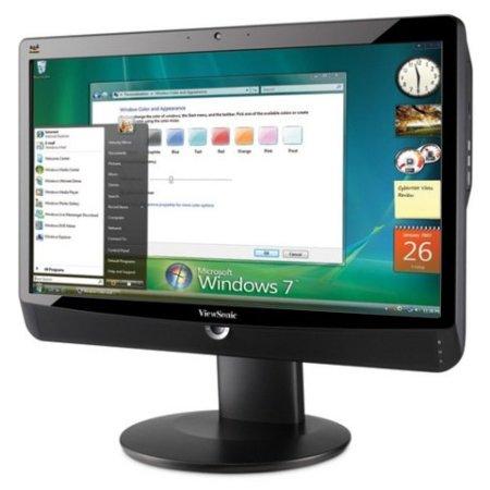 ViewSonic VPC220T, un todo en uno escondido en la pantalla