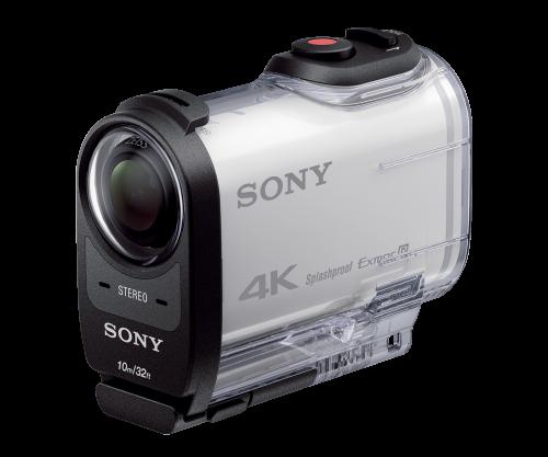 Sony añade vídeo 4K a sus cámaras de acción y videocámaras
