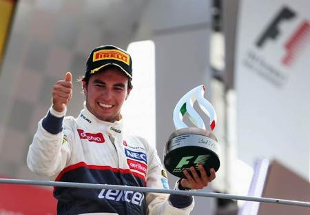 Checo Pérez podría dejar McLaren (o, más bien, McLaren podría dejar a Checo)