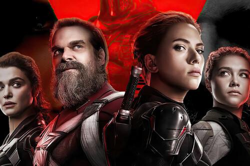 'Viuda Negra': Marvel vuelve a los cines con un thriller de superespías cargado de acción que refleja su cara más funcional