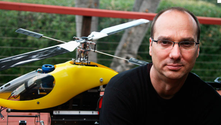 """Andy Rubin: diseñamos Android originariamente para """"cámaras inteligentes"""""""