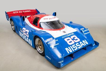 Hoy, en coches para un garaje de ensueño: Nissan NPT-90 IMSA GTP de 1990 con pedigrí, pero sin precio