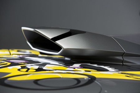 Lamborghini Huracan Super Trofeo Evo 2018 1