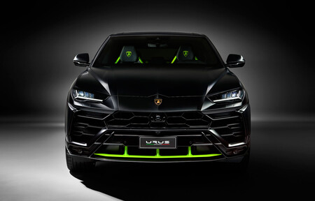 Lamborghini Urus Graphite Capsule 2021