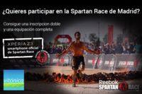 Gana una inscripción a la Spartan Race con Sony Xperia Z3 y Vitónica