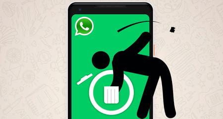 WhatsApp empieza a combatir las apps que muestran mensajes que hayan sido borrados