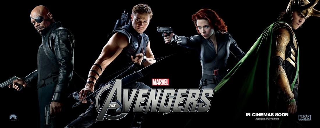 'Los Vengadores', todos los carteles de la película de Joss Whedon