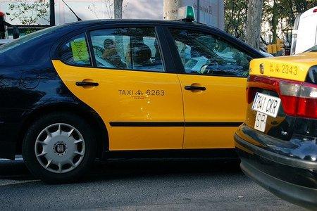 Barcelona: ¿Taxis para seis pasajeros?