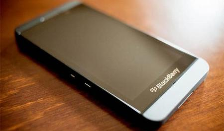 Aparece el BlackBerry Z30 en video