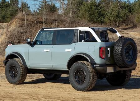 Ford Bronco 4 Door 2021 1600 0f