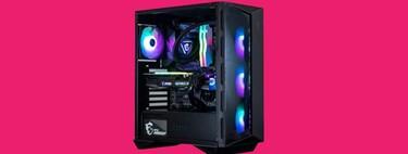 Este PC gaming es ideal para jugar a todo: RTX 3080 Ti y Ryzen 7 con 300 euros de ahorro en MediaMarkt