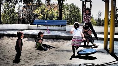 Parques infantiles, ¿cómo deben ser?