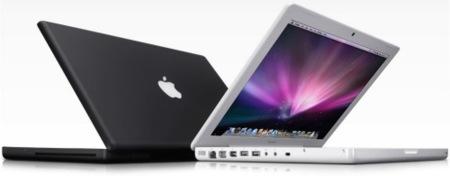 La venta de portátiles Apple aumenta un 61% en el Q1 de 2008